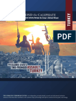 Counter-Terrorism US and Turkey