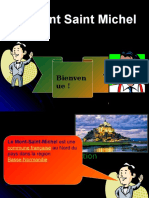 Powerpoint Franceza - The final - Mount Saint Michael