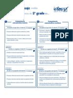 Descripcion prueba Lenguaje 5 grado 2014.pdf