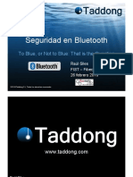 Seguridad Bluetooth Raulsilestaddong Fistfiberpa