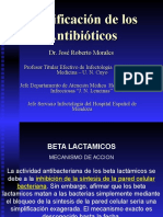 Clasificacin de Los ATB