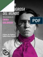 Goldman, Emma - La Mujer Más Peligrosa Del Mundo [Anarquismo en PDF]