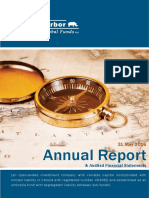 Stone Harbor Global Funds Annual-Report - 31 May 2016