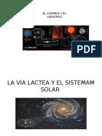 El Cosmos y El Universo.ppt