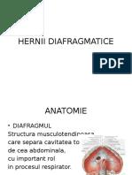 HERNII DIAFRAGMATICE