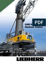 Liebherr Mobile Harbour Cranes