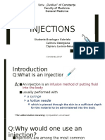 Injections (1)