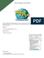 BigFish Games Keygen by Vovan