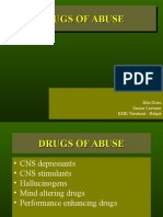 Drugs of Abuse