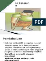 gangren diabetik prolanis