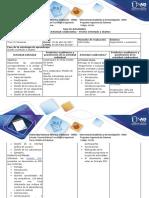 Guía de Actividades y Rúbrica de Evaluación - Paso 3 - Diseño Orientado a Objetos