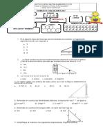 EXAMEN DE MATEMATICAS GRADO 10° segundo periodo ALMIRANTE