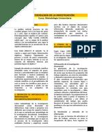 Lectura -La Metodología d Ela Investigación Bibliográfica_documental