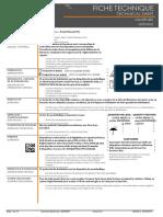 Technical Sheet Endopener