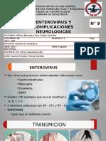 Enterovirus y Complicaciones Neurologicas