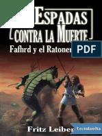 2-Espadas Contra La Muerte - Fritz Leiber