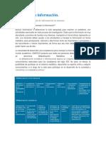 Informe - Búsqueda de Información
