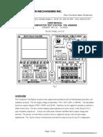 Test Station User Manual