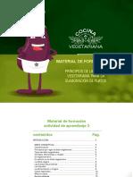 Material de Formacion 3 Vegetariana