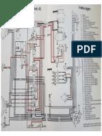Diagrama eléctrico de un vheiculo