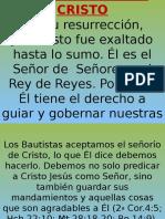8a. Clase Historia Bautistas