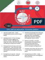 Leaflet Tips Menjaga TD_MMMIndonesia