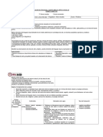 Planificacion Anual Artes Visuales 4to. Basico