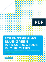 Stregnthening Blue-Green Infrastructure in our CIties