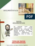 Textos Argumentativos POWER
