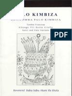 Palo Kimbiza - 84 Pag