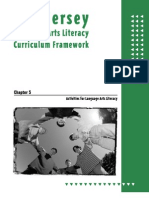 Language Arts Literacy, Activities Writing