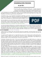 ¿ La Regeneración precede la Fe.pdf