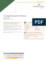Comprehensive Extras E2 BW H035b