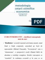 Metodologia cercetarii  stiintifice economice     management.pdf