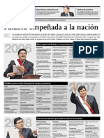 Palabra empeñada a La Nación