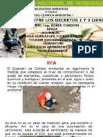 PARAMETROS DE AGUA- CATEGORIAS 1 Y 3.pptx