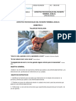 Guia 4. Aspectos Psicosociales Del Paciente Terminal IV s