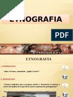 La Etnografia
