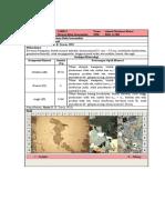sampel petrografi batuan beku intermediet 13MR 9