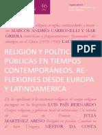 Dossier Sociedad y Religion Promocion Del Aborigen