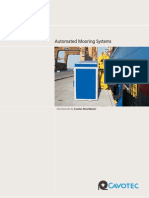 Automated Mooring Systems Catalogue