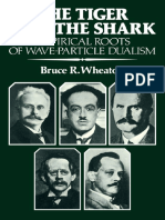 The Tiger and the Shark Empirical Roots of Wave-Particle Dualism