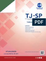 Neaf Tabela de Prazos Tj Sp Pos Edital 2017