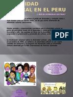 diversidadculturalenelperugracias-121122190857-phpapp01