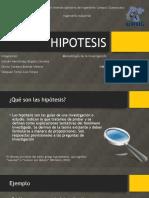 Construcción de Hipotesis