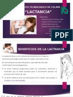 Lactancia Nutrición y Salud