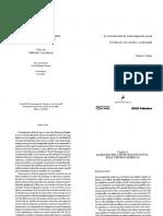 Ragin - Capítulo 3 - El Proceso de La Investigación Social