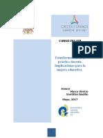 Curso Taller Transformacion de La Practica Campeche2017