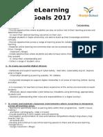 elearning strategic plan 2017