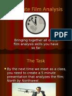 3 Minute Film Analysis